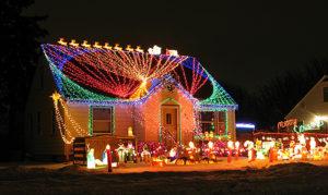 Credit: Christmas Lights Vancouver